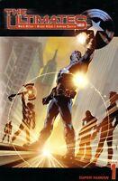 The Ultimates Volume 1 & 2 issues #1-13 Mark Millar Bryan Hitch Marvel Comics