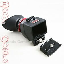 KAMERAR QV-1 LCD Viewfinder View Finder for Canon 5D III 7D II Nikon Sony A77