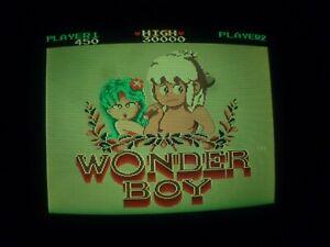 """vintage """" WONDERBOY  """" arcade pcb    ,no  jamma,!!"""