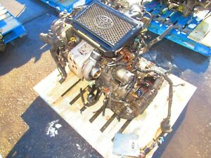 JDM TOYOTA 3SGTE ENGINE CALDINA 2.0L TURBO MOTOR MR2 CELICA 4TH GEN ST215 3SGTE