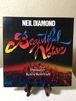 Neil Diamond Beautiful Noise Record Album  Lp 33 Rpm, VG++ Vinyl Columbia Record