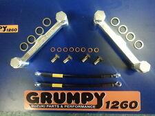 suzuki gsxr 1100/bandit 1200 top end oiling kit/billet alloy/aeroquip hosed