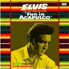 Elvis Collectors CD - Fun In Acapulco - Spliced Takes Special