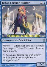 2x Triton fortune Hunter (tritonier-suerte cazador) Theros Magic