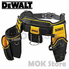 DeWalt DWST1-75552 Heavy Duty Multi Purpose Tool Belt Storage Organize Pouch