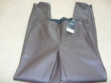 Slim, Skinny, Treggings Faux Leather NEXT Trousers for Women