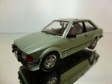VANGUARDS - FORD ESCORT 1.6 GHIA   GREEN   1:43 - EXCELLENT CONDITION - 35