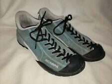 Scarpa Mojito Unisex Hiking Climbing Approach Shoes Vibram Men 8 Women 9