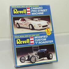 1987 Revell Special Model Series Hot Street Machines 2 Pack Model Kit #8907 1:25