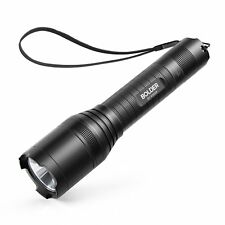 Anker Bolder LC90 LED Flashlight IP65 Water-Resistant Zoomable Rechargeable P...