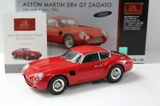 """1:18 CMC Aston Martin DB4 GT Zagato """"Der rote"""" 1961 NEW bei PREMIUM-MODELCARS"""