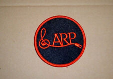 """ARP SYNTHESIZER PATCH  3"""" ROUND"""