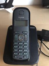 Siemens Gigaset AS280 Ladeschale Und Telefon