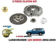Per TOYOTA Landcruiser 120 3.0 TD D4D KDJ120 1KD-FTV 2002-2009 NUOVO Kit Frizione