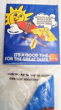 1986 McDonalds Vintage REGIONAL High Flying Kite Ronald Happy Meal Mint C10!