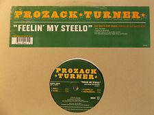 """PROZACK TURNER - FEELIN' MY STEELO (KUT MASTA KURT REMIX) (12"""")  2003!!  RARE!!!"""