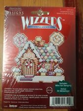Wizzers Gingerbread House Counted Cross Stitch Craft Kit SGP-1359
