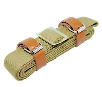 Mosin Nagant 91/30 M44 Heavy Duty Canvas Green Sling with Adjustable Straps