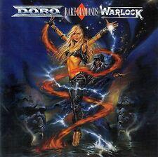 DORO & WARLOCK : RARE DIAMONDS / CD (VERTIGO 848 353-2)