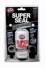 AIR CON SEALER STOP LEAK & WITH LEAK DETECTOR SEALS STP SUPER SEAL AIRCON R134-A