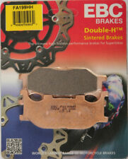 EBC Double-H HH Sintered Superbike Brake Pads / One Pair (FA199HH)