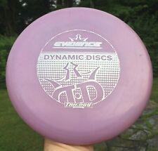 • DYNAMIC DISCS DISC GOLF -  Trilogy Challenge EVIDENCE Purple 173g