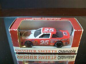 Rob Moroso #25 Swisher Sweets 1989 Oldsmobile Cutlass Supreme Rookie Of The Year
