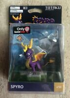 Totaku Collection No 33 - Spyro The Dragon Figure First Edition NEW