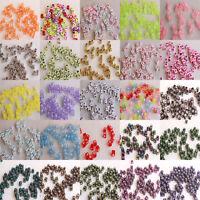 Wholesale!100-500pc Mixed Alphabet/Letter Acrylic Cube Beads 6x6mm Choose color