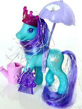 my little pony g2** PRINCESS SILVER RAIN ** COMPLETE/MINT CONDITION