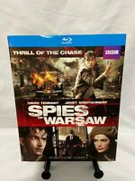 The Spies of Warsaw (Blu-ray Disc, 2013) NEW