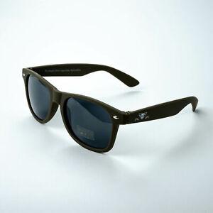 Jack Daniels Whiskey Sonnenbrille honey braun Neu OVP UV400 gummiert Biene Logo