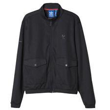 Manteaux et vestes noirs adidas en polyester pour homme