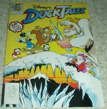 "Walt Disney's Duck Tales 1, 1990 ""Magica!"" ""The Ice Demon!"""