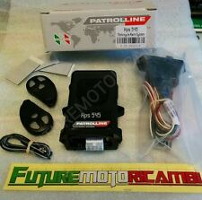 PATROL LINE HPS 545 ELECTRONIC ANTITHEFT GILERA GP 800 2008 ON