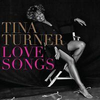 TINA TURNER - LOVE SONGS: CD ALBUM (February 3rd, 2014)