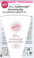 "WILTON Premium FEATHERWEIGHT 10"" DECORATING BAG - New!"