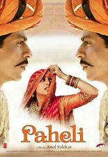 Paheli - Die Schöne und der Geist (Shah Rukh Khan) Bollywood DVD NEU + OVP!
