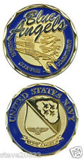 NEW United States U.S. Navy Blue Angels Challenge Coin. 2363.