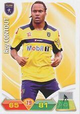 ROY CONTOUT FC.SOCHAUX TRADING CARDS ADRENALYN PANINI FOOT 2013