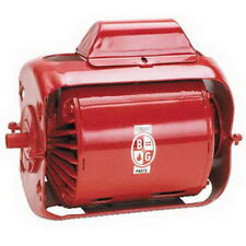 Bell & Gossett 111034 1/12hp Split-Phase Cast Iron Electric Motor, For Series