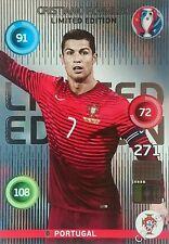 Limited Edition CLASSIC - Ronaldo - Panini Adrenalyn XL UEFA Euro 2016 France