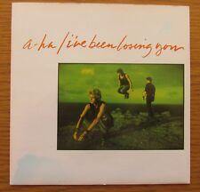 """A-HA I've Been Losing You 1986 UK 7"""" VINYL SINGLE IN PICTURE SLEEVE W8594"""