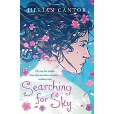 Jillian Cantor, Searching for Sky, Very Good Book
