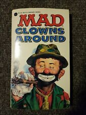 Mad Clowns Around #48 First Printing 1978 Paperback Book