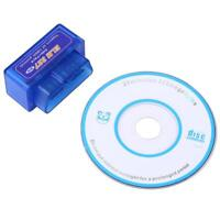ELM327 Car Auto Wireless Bluetooth V2.1 ODB2 ODB-II Diagnostic Scan Scanner Tool