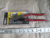"NEW Klein Tools 9"" High Leverage Diagonal Cutting Pliers Angled Rebar D248-9ST"