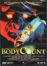 Bodycount , Body Count , Mathematik des Schreckens , DVD Region2 ,100% uncut