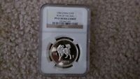 1982 Year of the Dog Lunar China Silver 20Y NGC PF67 Ultra Cameo PF 67 15g PR67