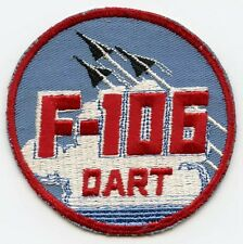 Late 1950s USAF F-106 Dart Aircraft Jacket Patch
